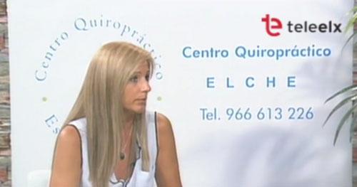 Centro Quirópractico Elche -Tele Elx